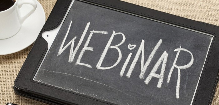using webinars for leads and sales