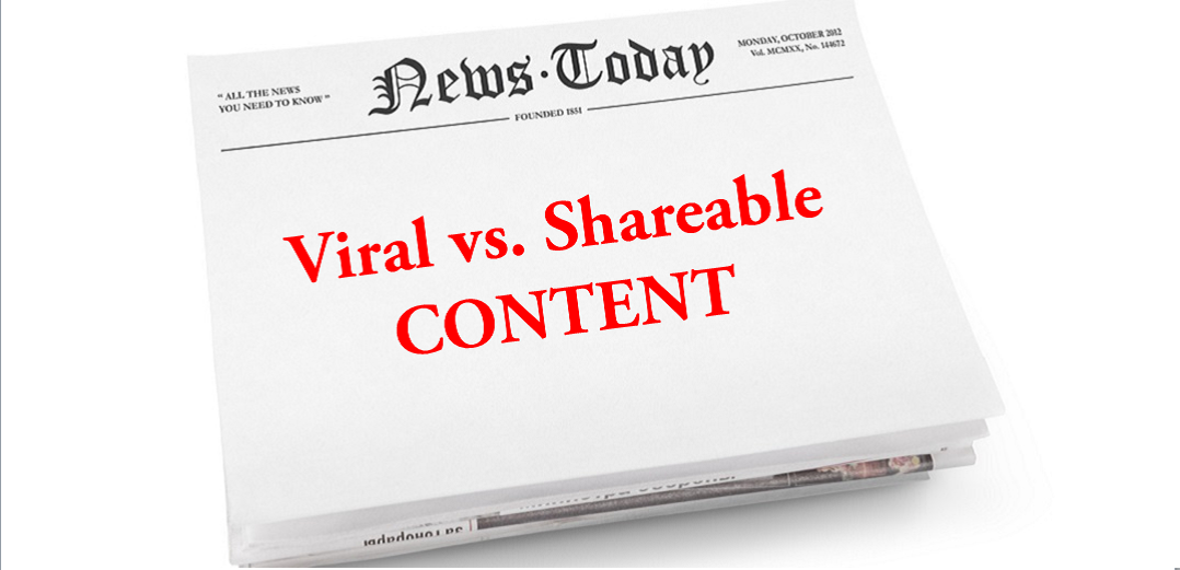 viral and shareable content