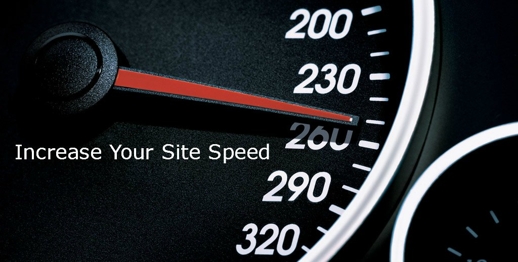 How to make your site work faster
