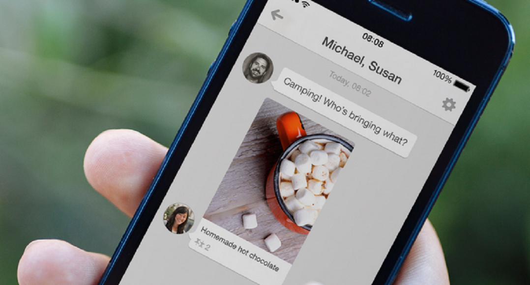 Pinterest introduces messages