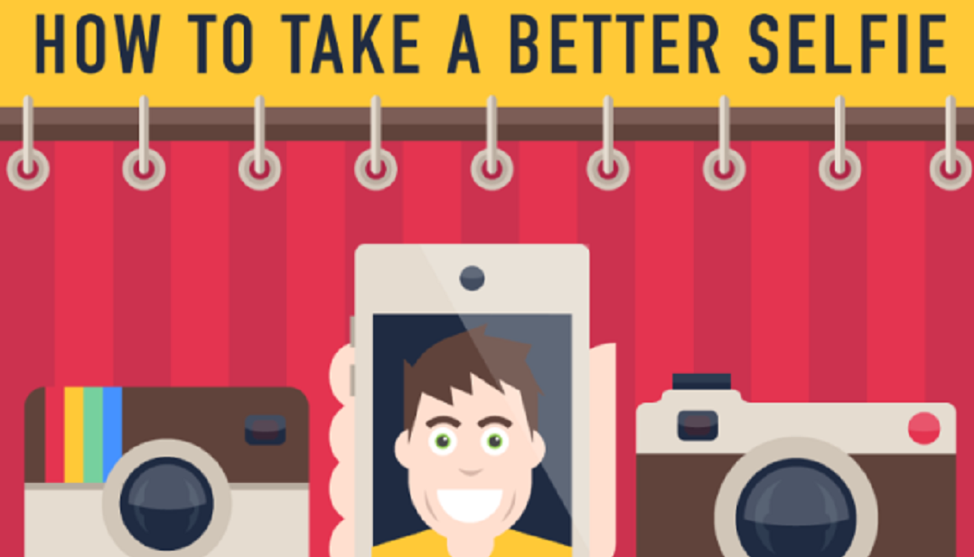 how to take a better selfie