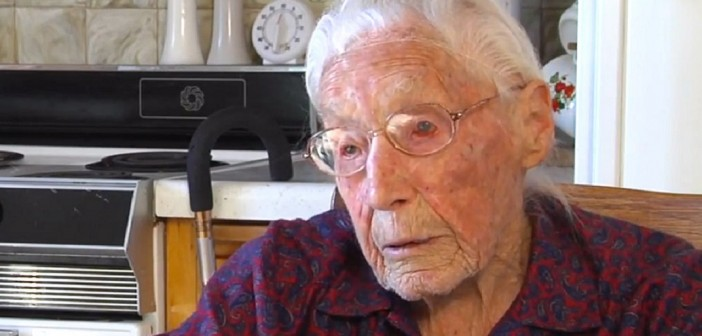 113-Year-Old Woman Lies About Her Age to Join Facebook