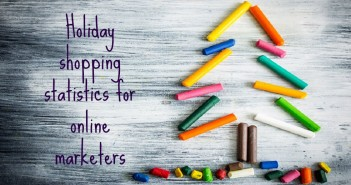 Holiday season shopping statistics