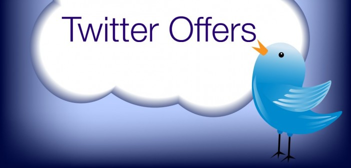 Twitter introduces Twitter offers