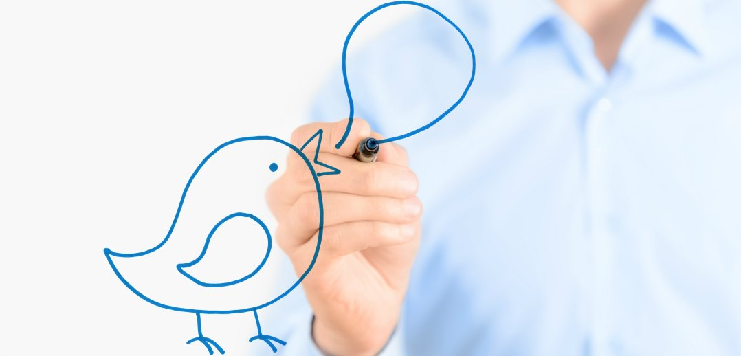 higher Twitter click through rates