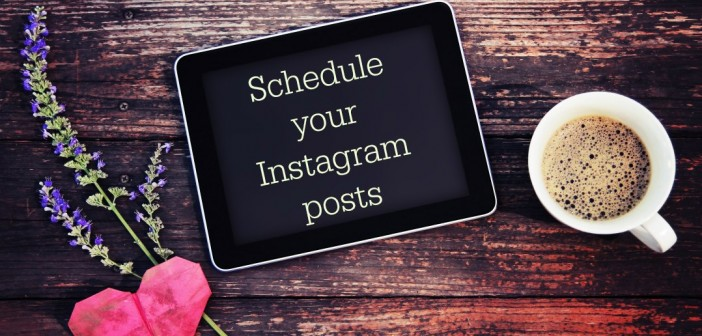 You can schedule posts on Instagram easily – here is how!