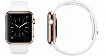 access your social media from $10,000 Apple Watch
